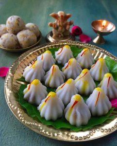 Prasad recipes for Ganesh chaturthi