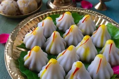 Prasad Recipes For Ganesh Chaturthi