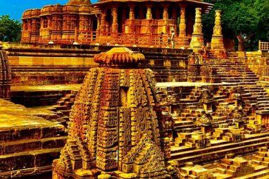 PM Modi Tweets mesmerizing video of Sun Temple, Modhera, Gujarat