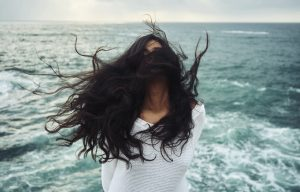 DIY hair oil and hair mask for thick shinny hair