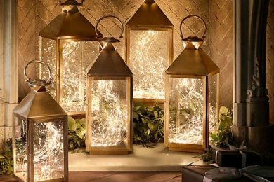 Home Decor Ideas Using Fairy Lights