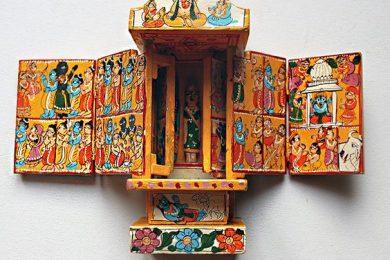 Kawad art of storytelling, Indian art forms