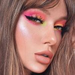 6 Ways To Rock The Neon Eye Makeup Look