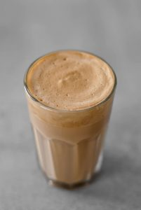 Soy milk masala chai