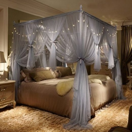 Canopy Bed decor ideas