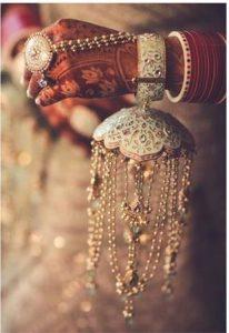 Contemporary Kalerein designs for the brides