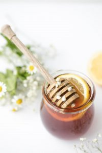 DIY anti ageing honey facial at home