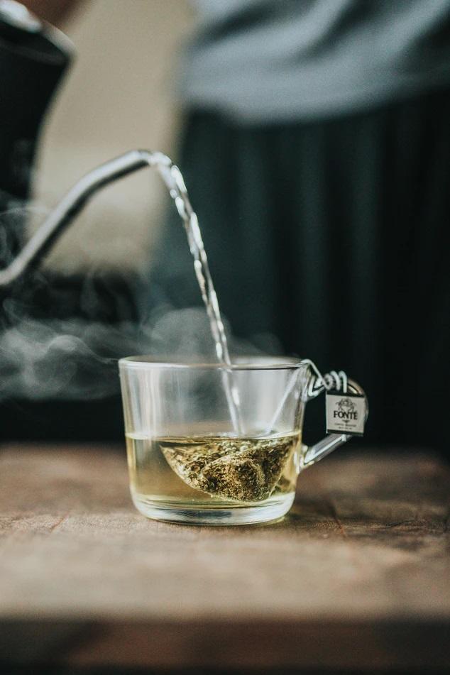Green tea recipes for winters