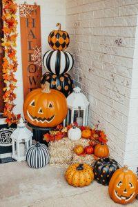 Halloween party decor ideas