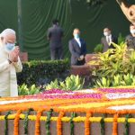 PM Modi Pays Tribute To Mahatma Gandhi And Lal Bahadur Shastri On their Birth Anniversary