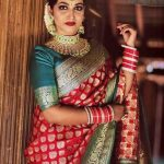 3 Bridal Outfits In Red Which Are Perfect To Wear For Your Reception