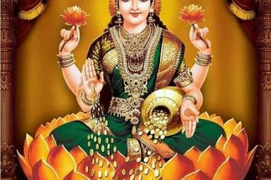 Kangana Shares Salma Hayek post on Goddess Lakshmi: Says We aren't the ones who choose devotion rather devotion chooses us