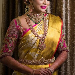 Waist belts to wear with traditional saree's