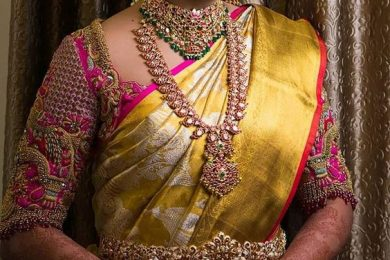 5 Belt Styles To Match With Your Saree