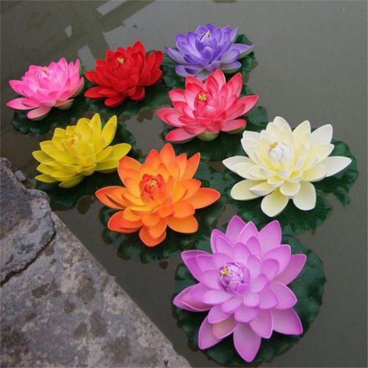 simple lotus home decor ideas