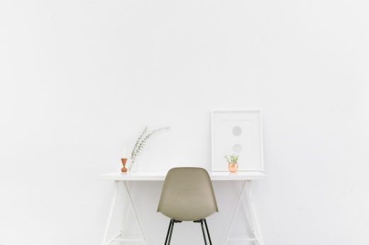 Embellish Your Room with the Minimalistic Furniture