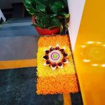 6 Diwali Rangoli Design Ideas Which You Can Create With Flower Petals