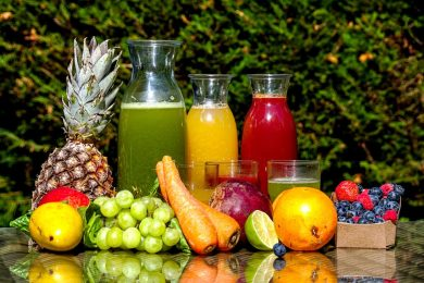 Fruits and vegetable JuiFruits and vegetable Juice recipes for wintersce recipes for winters-Threads-WeRIndia