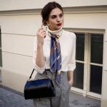 6 Ways To Style A Printed Scarf With Turtle Neck Sweater In Winters