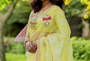 Priyanka Chopra honored with Padma Shri