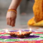 Easy And Simple Rangoli Design Ideas For Diwali