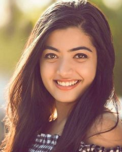Rashmika Mandanna declared as the National Crush Of India by Google