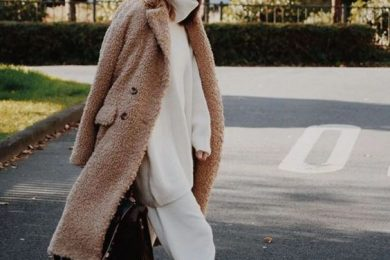 5 Ways To Wear A Teddy Sweater In Winters