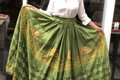 White Shirts Look Breathtakingly Beautiful With Lehnga Skirts, And These Pictures Are Enough To Prove This