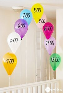 New year party ideas for kids