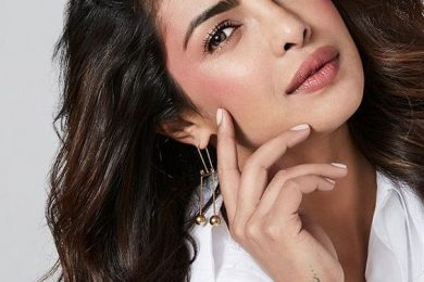 "Priyanka Chopra Shares The Cover Of Her Upcoming Book ""Unfinished"""