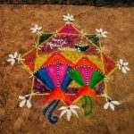 Decorate Your Home With These Rangoli Ideas On Makar Sakranti