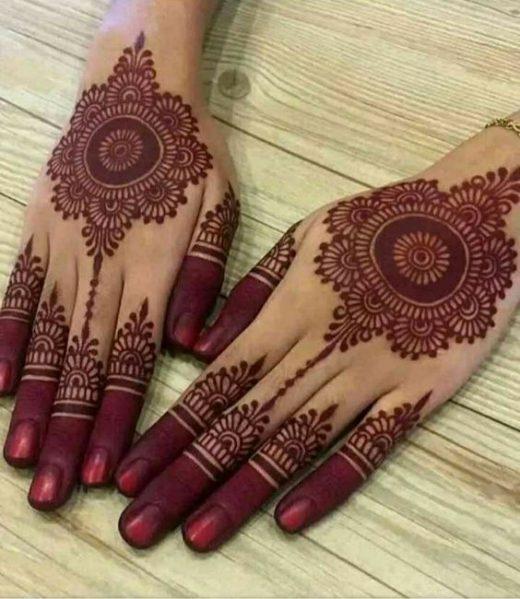Heena designs for bridesmaid