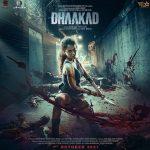 Kangana Ranaut shares first look of her upcoming movie DHAAKAD