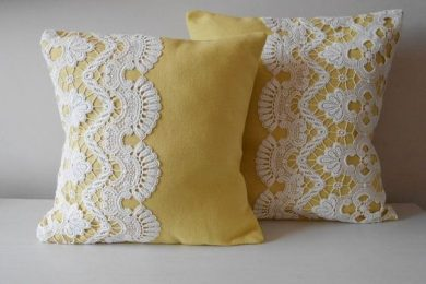 5 Ways To Use Lacework For Cushions
