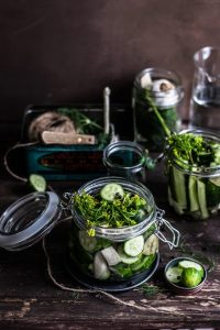 Pickled vegetable recipe