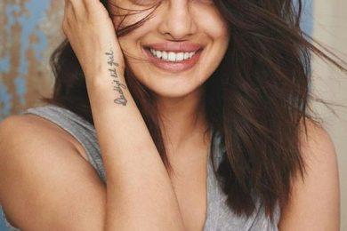 Priyanka Chopra wishes Happy New Year 2021 with a video massage-Threads-WeRIndia