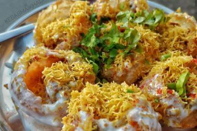 Delicious Sev Puri Recipe