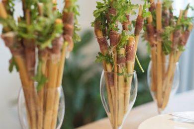breadsticks serving ideas