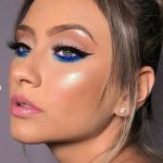 5 Ways To Add A Blue Shade To Eye Makeup