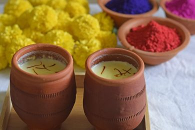 Thandai Recipe For Holi