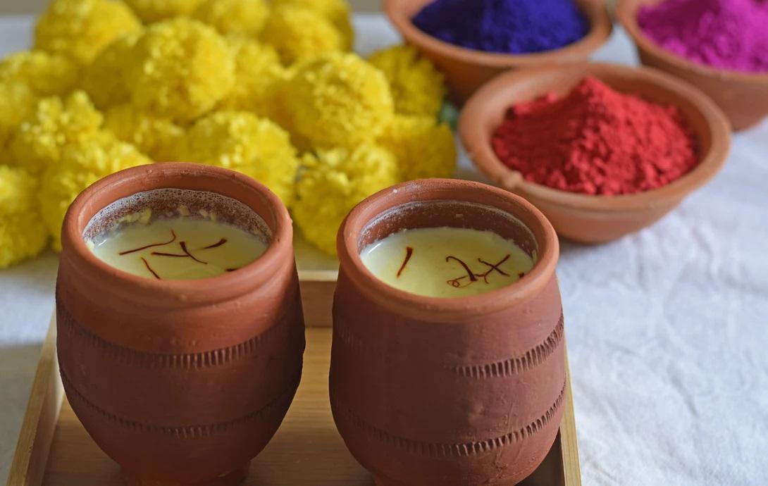 Thandai recipe for Holi