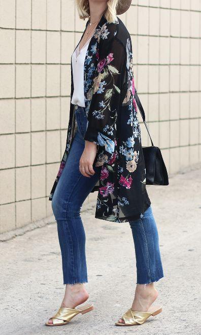 Kimono for summer wear