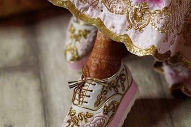 Sneaker trend and styles for the Indian brides-Threads-WeRIndia
