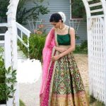 Brocade Lehnga's For The Bride To Be