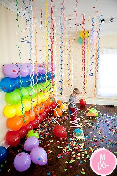 DIY birthday decor ideas for kids