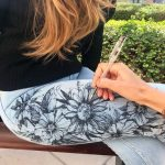 8 Ways To Revamp Your Denims With Handpaint