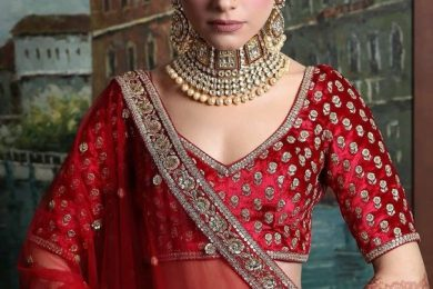 6 Band Style Maang Tikka Designs For The Brides To Be