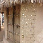 Mesmerizing Mud And Mirrorwork (Lipan Art) From Kutch, Gujarat, India