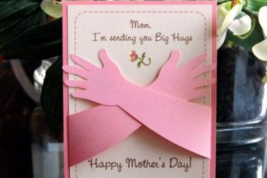 5 Last Minute DIY Mother's Day Card