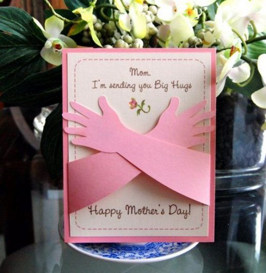 Mother's Day DIY card